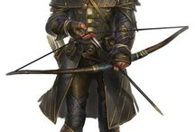 Medieval Archers Art