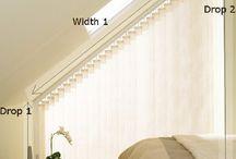 blinds for triangular windows
