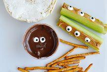 Halloween food ideas  / by Lauren Campbell Flogel