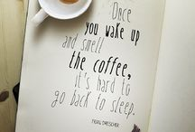 Coffee Inspiration / Repins from the bests...