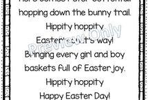 Preschool Easter theme