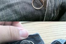 Clothing Hacks / by Kiana Weld