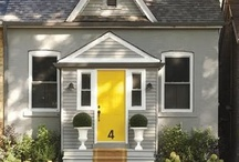 Great Front Doors for Beach House / by Suzi McCoy