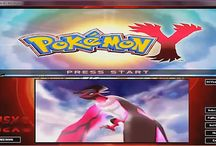 Pokemon X et y ROM