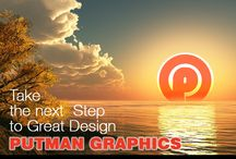 Advertising / Putman Graphics always suporting great designs. Are you ready for some great designs?