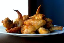 Chicken / Tasty chicken recipes: baked or fried ones, easy to make!
