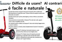 Impara come funzione Keyway Personal Transporter Biga Elettrica Scooter Balance