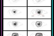 draw an eye