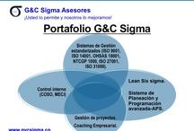 Cursos G&C Lean Sigma