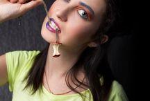 Makeup by me / Макияж для меня это часть искусства. Взяв в руки кисть, хочется творить на лице что- то удивительное и креативное. Люблю совершенствоваться и не боюсь эксперементировать .