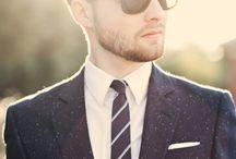 Men x Style / by Cheri De Los Reyes