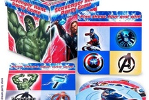Marvel Avengers- Costumes and Party Supplies / Get unique Marvel Avengers Theme Party, Costumes and Party Supplies Ideas for your Halloween, Birthday or any other Costume Party.