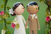 i do <3 weddings / by Mandy Wichert