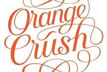 Orange corner♡