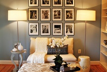 Sitting room ideas / by Jennifer Mencuri