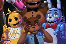 FNAF 2 / I really love fnaf 2! I thing you will love it too! ❤