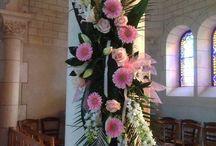 40 compositions florales / Roses, hortensias, gypsophiles... Pour votre mariage, vous voulez des fleurs, des fleurs et encore des fleurs ! Ça tombe bien : on vous propose 40 idées repérées chez des professionnels pour fleurir le plus beau jour de votre vie...