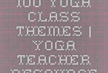 Yoga/ Pilates Instructor