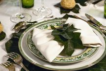 Table Setting, Decoration and Centerpieces