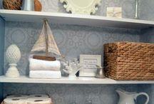 Shelf Decor/Staging / by LI Professional Organizer, Jean Linder, Long Island