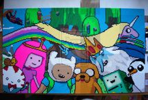 Hama: adventure time