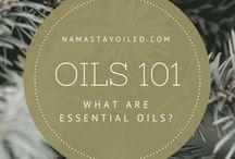 Essential Oils / Essential Oil Education