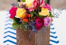 Wedding ideas flowers, colours etc / Wedding ideas for flowers etc