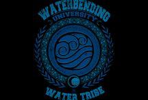 Waterbending tattoo ideas