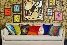 Lee Jofa: знакомство с новинками декоративных тканей / Наступление летнего сезона совпало с существенным пополнением текущих коллекций тканей бренда Lee Jofa в сотрудничестве с дизайнерами Оскаром Де Ла Рента (Oscar De La Renta) и Kelly Wearstler