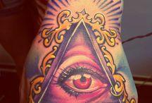Hand Tattoos / by Troy Sacks
