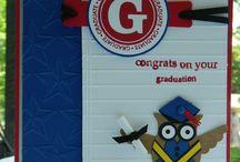Cards - Graduation / by Mindy Puglia