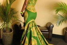African attire <3