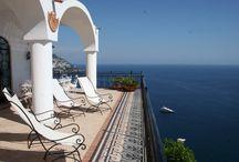 Positano luxury villa rental