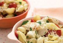 Food: Pasta / Pasta recipes
