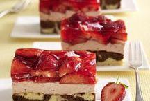 Blechkuchen - lecker für die ganze Familie / Kuchen für ein ganzes Blech. Genug für jeden!  Klassiker, wie Donauwelle, oder Butterkuchen. Aber auch neue Trendkuchen.