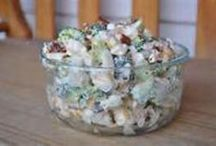 Salads / by Stephanie Olson