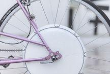 bicycles - high tech
