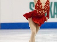 My Dream Competition Closet / Check out all of these absolutely beautiful competition dresses wore by some great skaters
