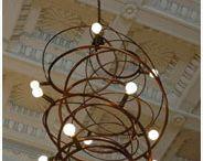 Lighting ideas / by Stephanie Crawford