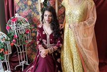 Bridal photoshoots