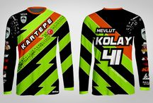 Motorcycle Jersey Design
