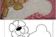Bettwäsche Hund