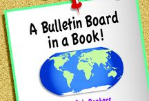Bulletin Board Ideas and Posters / Great ideas for bulletin board displays for home schools and classrooms!