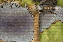 Mapas - RPG