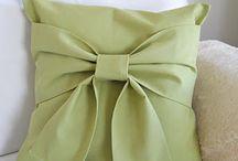 Cushion Ideas & Fabrics