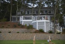 Retaining walls / retaining walls for functionality and beauty