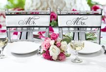 Reception Decor / by Wedding Favors