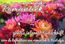 Tijdschrift Romantiek / Romantiek, nostalgie, vintage, kunst, woonideeën, natuur, steden en winkels, boeken en korte verhalen