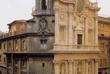 Baroque Architecture in Rome