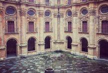 Pontifical University of Salamanca / Imágenes del edificio construido de mayor superficie en la ciudad de Salamanca